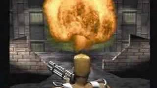 Duke Nukem Total Meltdown PSX - Plug N Pray Ending