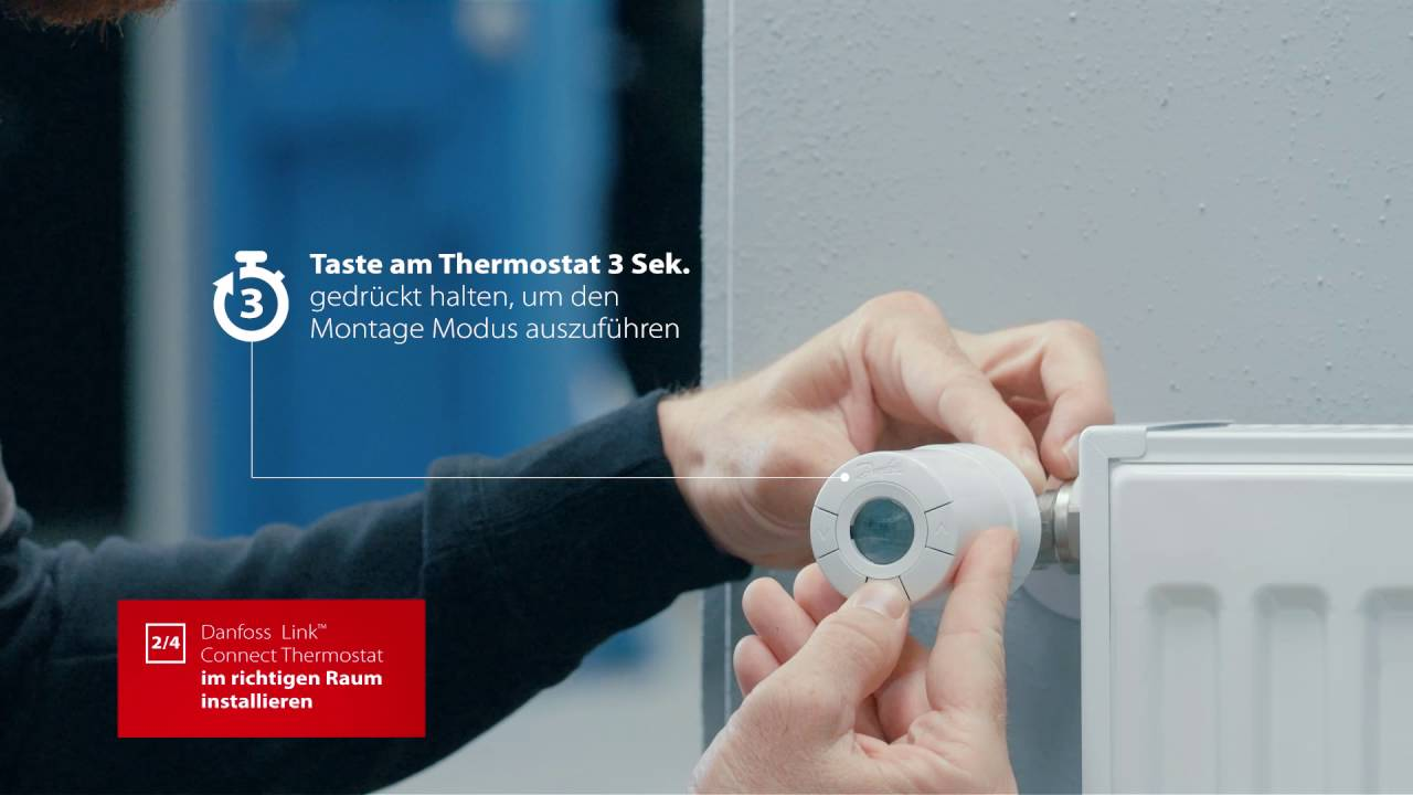 Danfoss Link Connect Thermostat