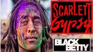 Scarlett Gypsy -Black Betty Song- Official Music Video What is Best Glam Rock Hair Metal Sleaze Band