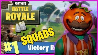 FORTNITE FRIDAY | GETTING A VICTORY ROYALE | SQUADS ALL NIGHT!