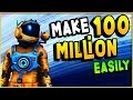 MAKE MILLIONS EASILY! HOW TO MAKE MONEY FAST! - No Man's Sky Next Guide (See Pin)