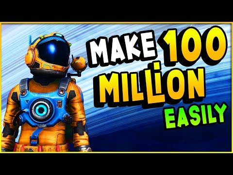 MAKE MILLIONS EASILY! HOW TO MAKE MONEY FAST! – No Man's Sky Next Guide (See Pin)