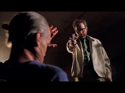 Во все тяжкие 5x16 - Уолтер Уайт убивает банду Джека
