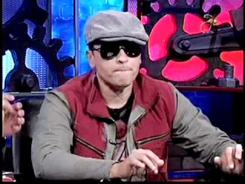 Entrevista con Elvis Crespo