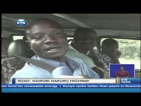 Nairobi-Nakuru highway listed among the most dangerous roads in the world