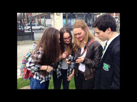 YouthAction NI Belfast Teams Experience at Irish Youth Music Awards 2014