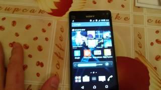 видео Обзор смартфона для селфи Sony Xperia C4 E5333 Duos