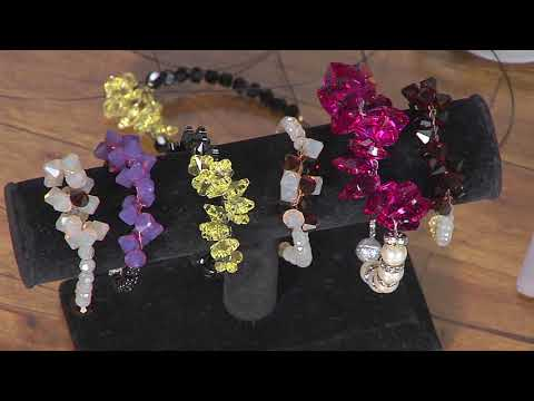 Speed up when making jewelry designs on Beads, Baubles and Jewels with Wyatt White (2612-2)