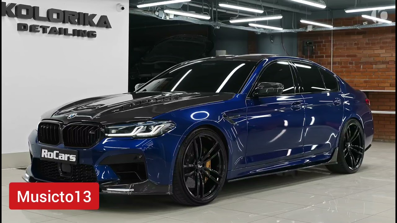 Download Musicto13 (Technoo) 2021 Akrapovic BMW M5 Competition 0-100 - 2.4 s - ULTRA M5 from Ramon Perfomance