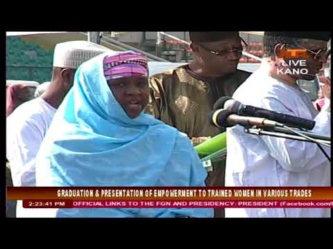 NTA Live Transmission: Kano State Government Empowers 5200 Women