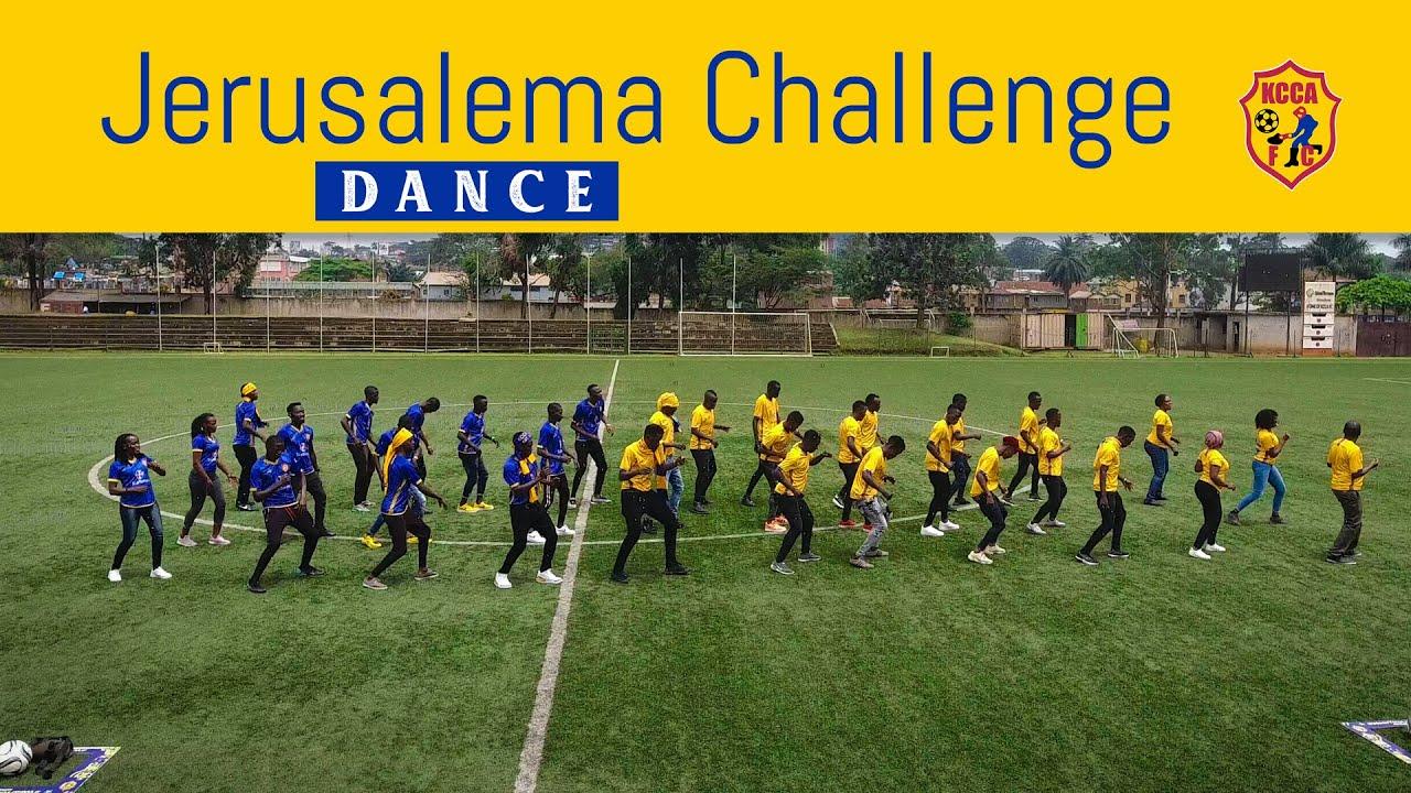 Kato is a GEM ?? | KCCA FC Jerusalema Dance Challenge.