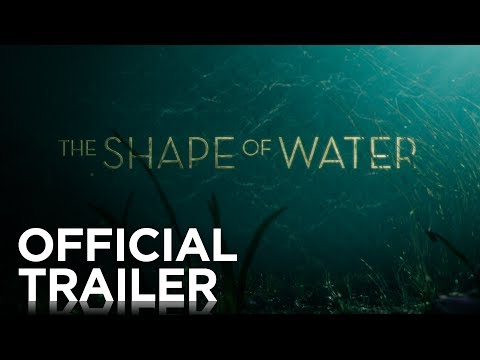 The Shape of Water trailers