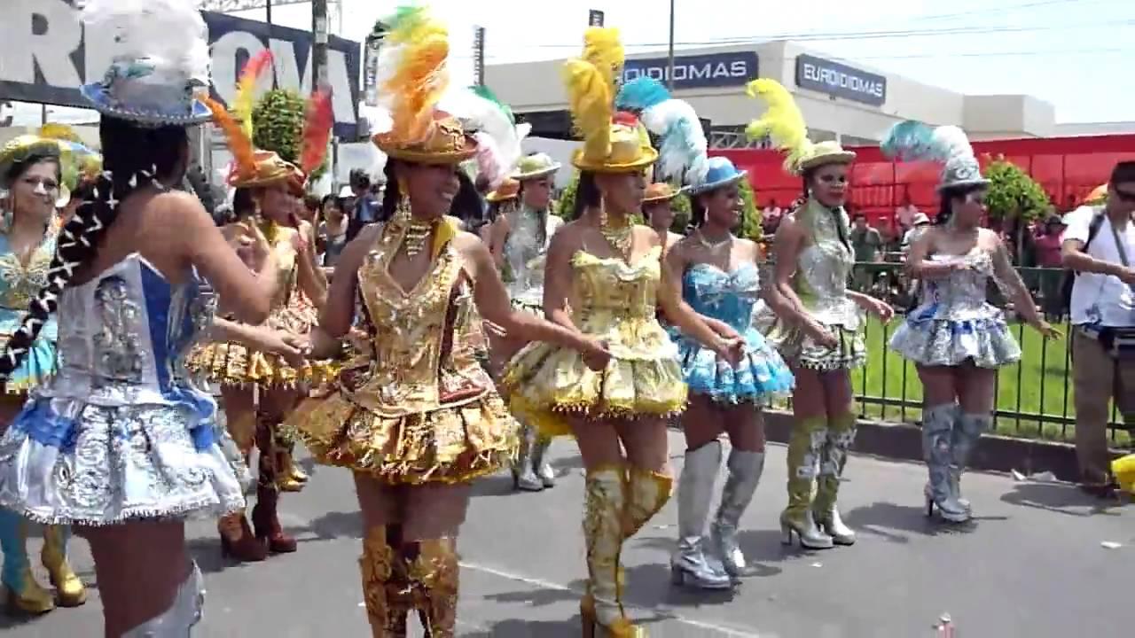 Carnaval De La Selva Peru