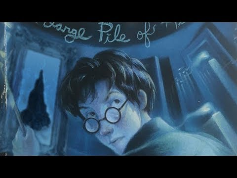 A Robot Wrote A Chapter To A Harry Potter Book, And It's Absolutely Insane
