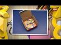 Recicla uma caixa de cartão | Mãos à Obra