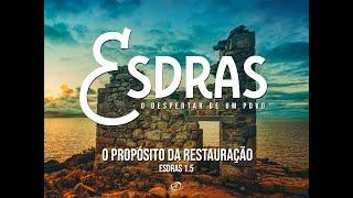 O PROPÓSITO DA RESTAURAÇÃO I Rev. Marcelo Prado