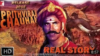 Prithviraj Chauhan Movie Trailer Out Now - Fanmade | Akshay Kumar Upcoming Action Movies