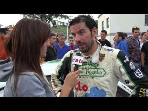 Diego Vallejo - Post 36 Rally de Santander Cantabria