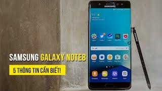 Samsung Galaxy Note8   NhА»Їng д'iА»ѓm nhАєҐn lА»»n trцЄn siцЄu phАє©m mА»»i