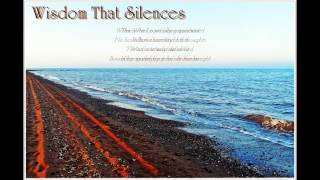 Wisdom That Silences - Poetry