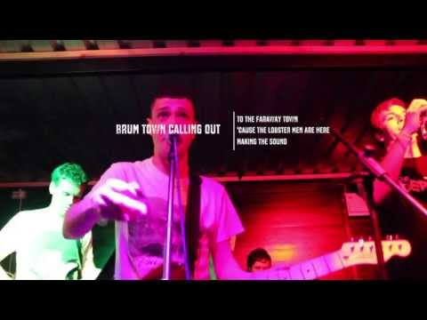 Lobster - Punk Reggae Style