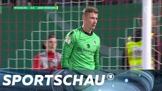DFB-Pokal: 1860 besiegt Würzburg im Elfmeterschießen | Sportschau