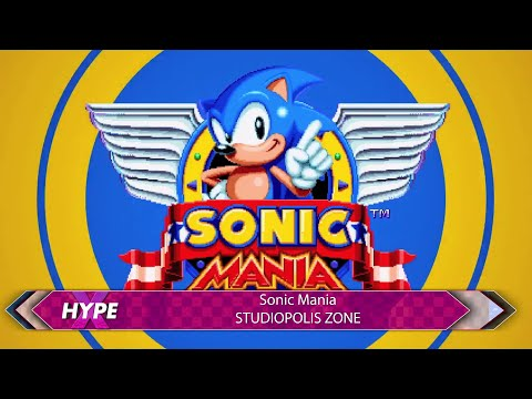 Sonic Mania- Studiopolis Zone Mashup - Youtube Multiplier