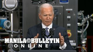 Biden tells Americans 'take the vaccine' to beat the pandemic