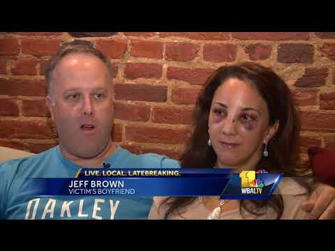 "Video: Woman feels ""lucky to be alive"" after Federal Hill attack"