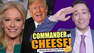 Baixar COMMANDER OF CHEESE! - A Randy Rainbow Song Parody
