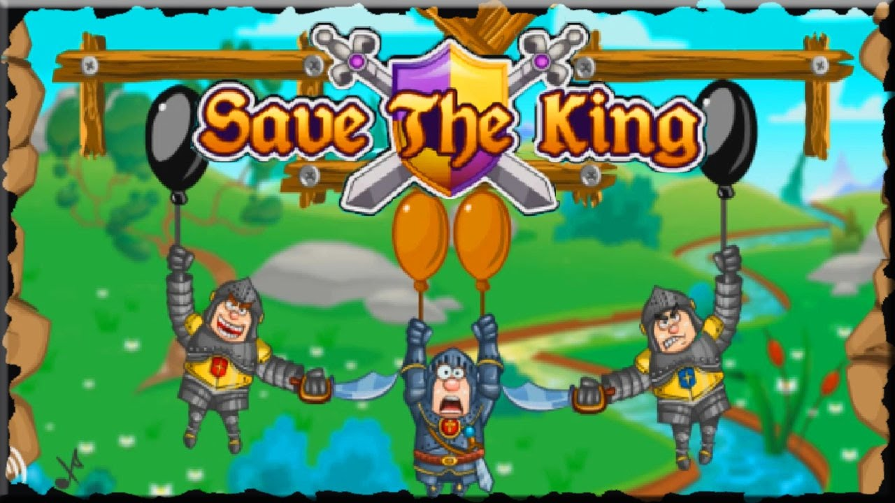 Save The King Game Walkthrough (All Levels) - YouTube