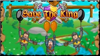 Save The King Game Walkthrough (All Levels)