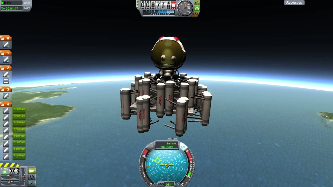 Kerbal Space Program - Why a Sepertron Powered Seat is a ...