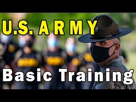 U.S. Army Basic Training ( 2021 )