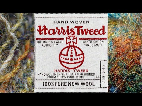 The History Of Harris Tweed