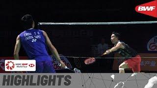 Fuzhou China Open 2019   Finals MS Highlights   BWF 2019