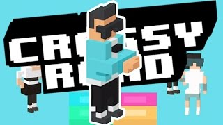 Crossy Road - UNLOCK PSY FROM GANGNAM STYLE - High Score Attempt - Part 1 | Pungence