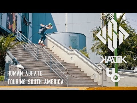 Roman Abrate touring South America - USD | Kaltik | UC