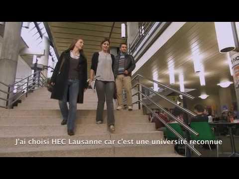 Présentation HEC Lausanne