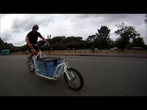 Ruffus Prototype on road