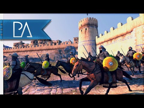 SIEGE OF DELHI (1299) MONGOL INVASION OF INDIA - Medieval Kingdoms Total War 1212AD