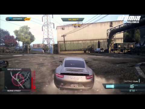 Análisis en video — Need for Speed: Most Wanted