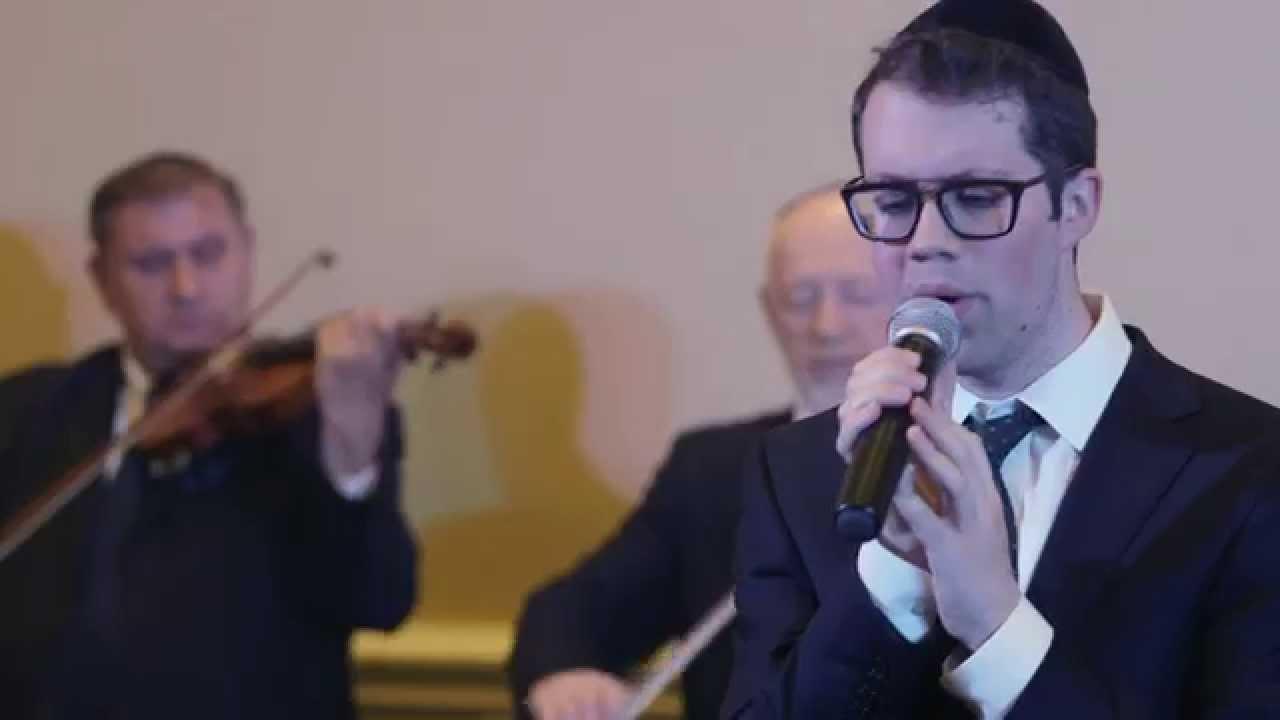 Yochi Briskman Orchestra Chupa featuring Simcha Leiner יוחי בריסקמן - שמחה ליינר