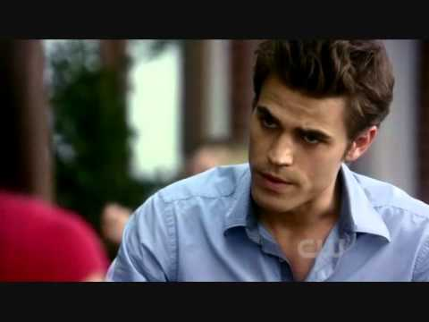 The Vampire Diaries Stefan and Elena answer any questions 1x06