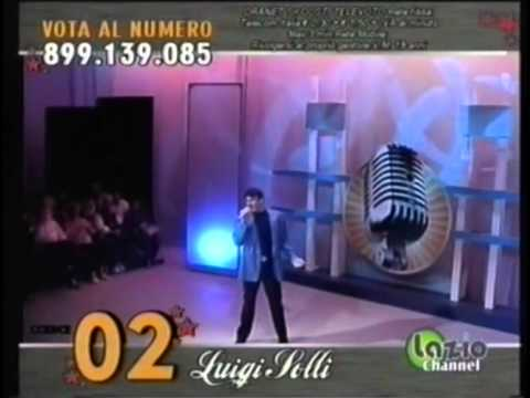"""""""we are the champions"""" canta """"LUIGI SOLLI"""
