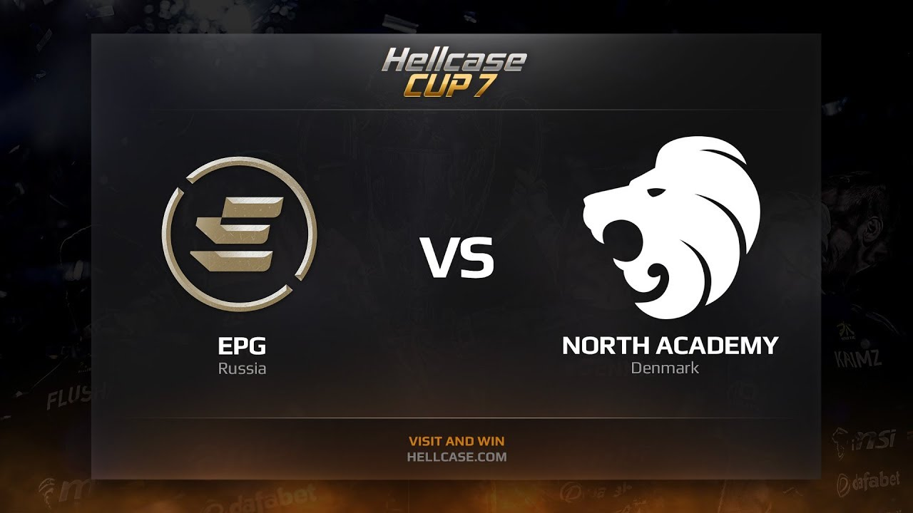 EPG vs North Academy, HellCase Cup Season 7