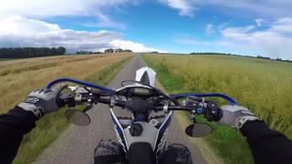 Wheelie Training   KTM EXC 125   Pollen Allergie AMK