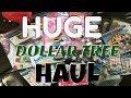 Weekly Dollar Tree Haul!! Biggest Haul Yet!