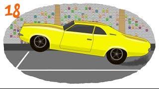 Мультики про машинки (Раскраска про гоночные машины) - Автогонка: Формула 1, Картинг, Трофи.(Мультфильм про машинки! Развивающий мультфильм для самых маленьких МУЛЬТИК-РАСКРАСКА. Дети могут следить..., 2014-01-02T11:30:53.000Z)