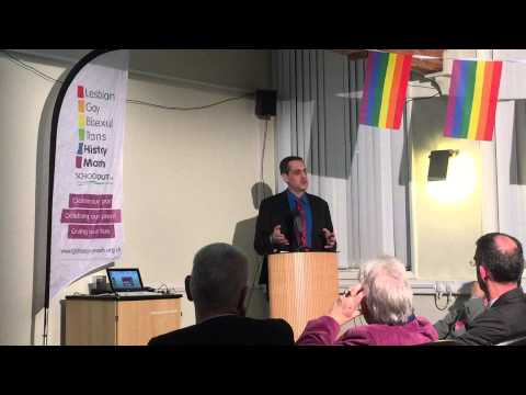 Stuart Milk on Living History